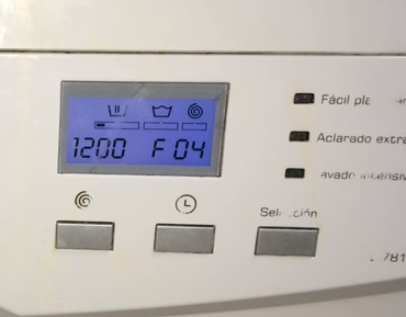 Codigo de error f04 en lavadora fagor aqui tienes la solucion for Lavavajillas fagor innovation error f6