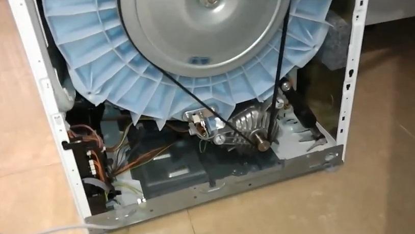 Codigo de error F08-F09 en Lavadora Fagor
