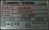 Electrodomésticos Edesa (etiqueta de modelo)