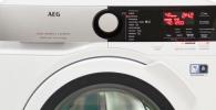 Codigos de error lavadoras AEG