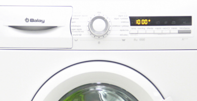 Lavadora Balay no centrifuga